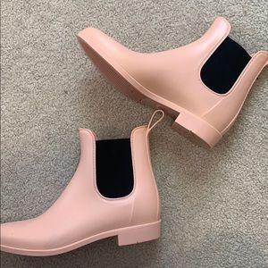 J.Crew mercantile rain boots